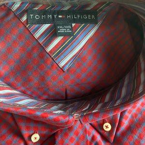 Tommy Hilfiger Long Sleeve Dress Shirt XXL